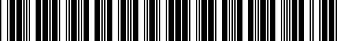 Barcode for 01J927156ET