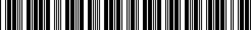 Barcode for 4E0601025AP