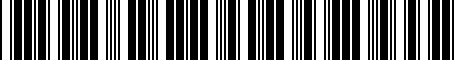 Barcode for 8F0035313A