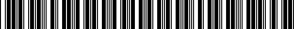 Barcode for 8K0959655K Z0A