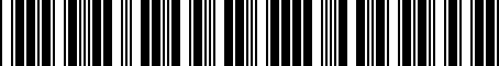Barcode for 8T0907368A