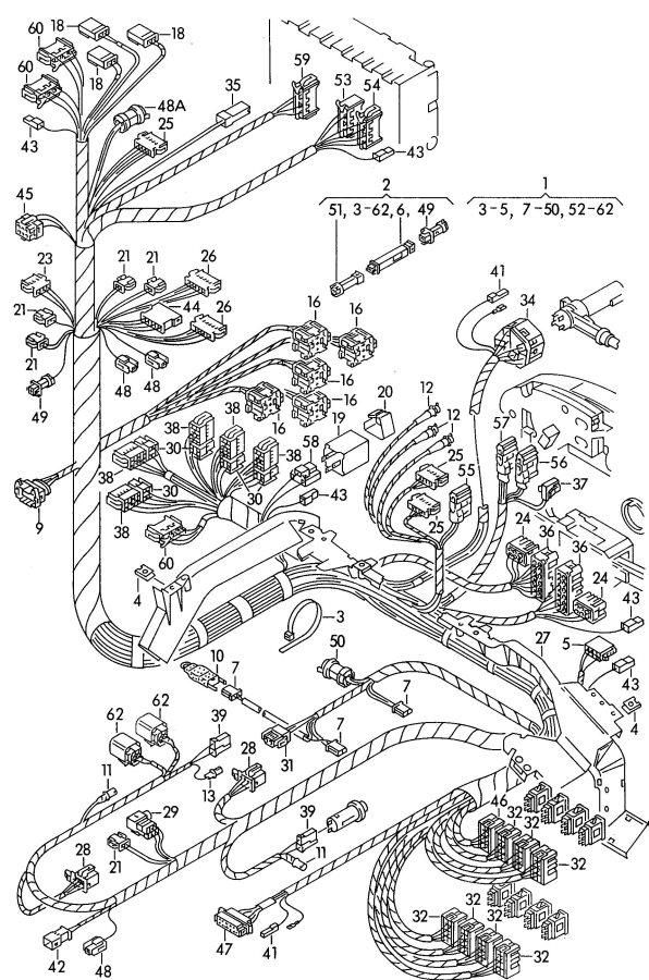 wiring diagram 01 audi a4 federal signal strobe wiring diagram, Wiring diagram