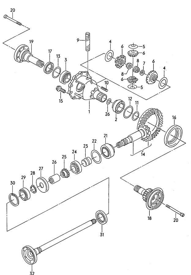 Rear Diff Axle Removal 1995 Audi 90 in addition 05170822AA additionally 2003 Mitsubishi Lancer Rear Differential Removal additionally 2000 Honda Crv Parts Diagram additionally How To Remove Axle Nut Cover 1995 Plymouth Neon. on dodge ram 1500 cv axles