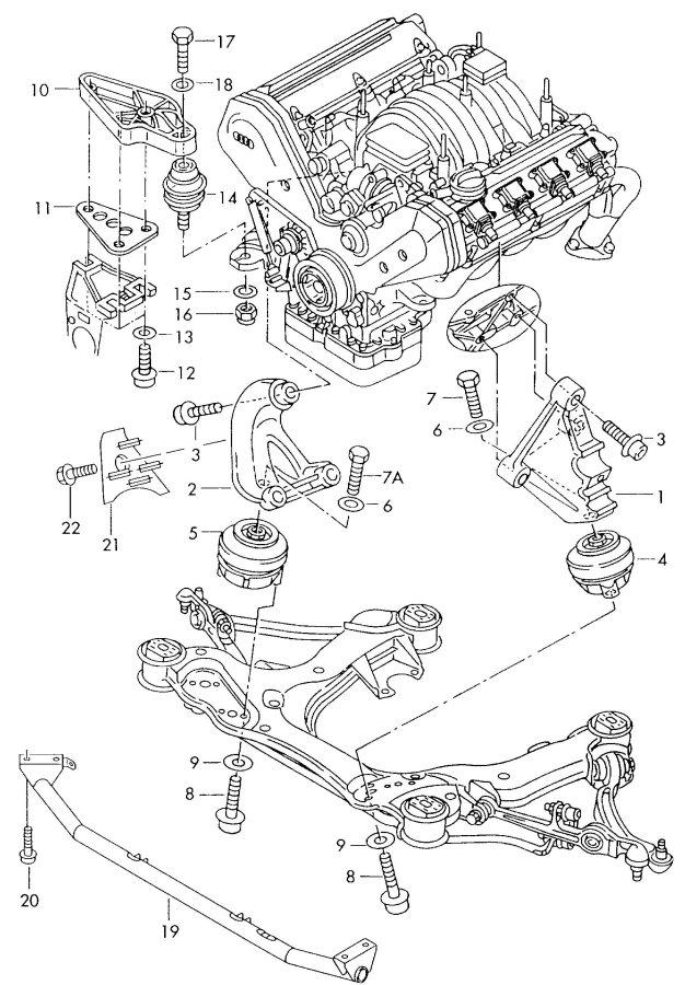 2000 audi a6 engine diagram 2000 wiring diagrams