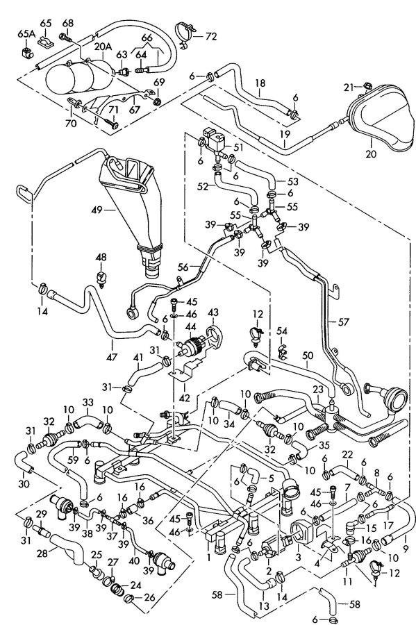Tip 01e Swap Brake Booster Pump