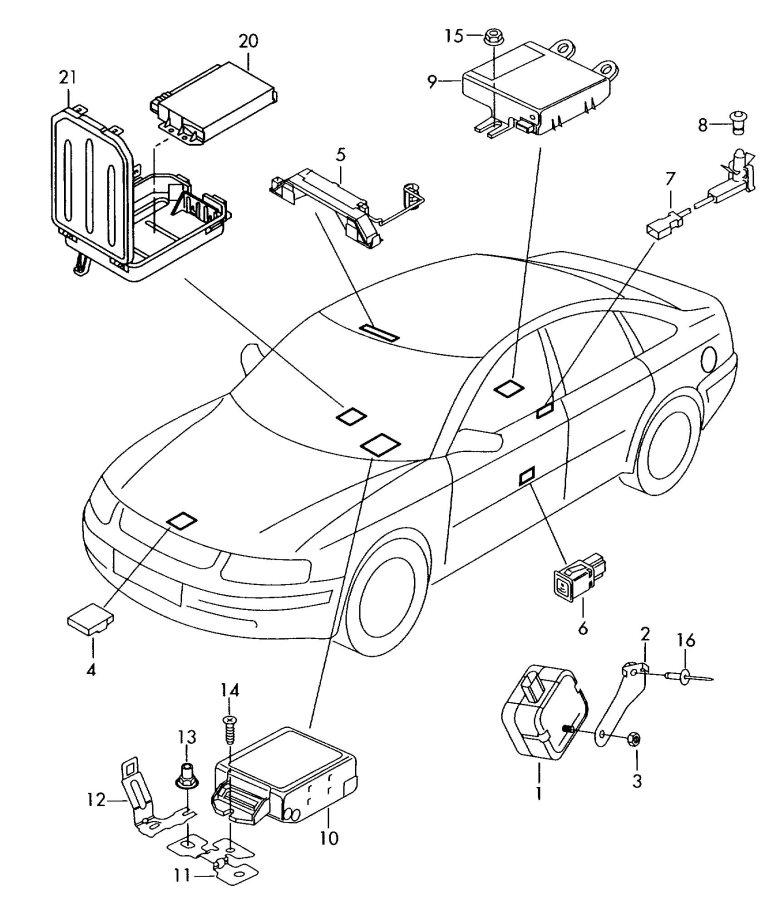 Wiring Diagram Audi A4 Avant