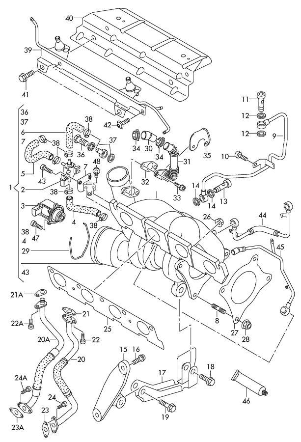 twin turbo setup diagram