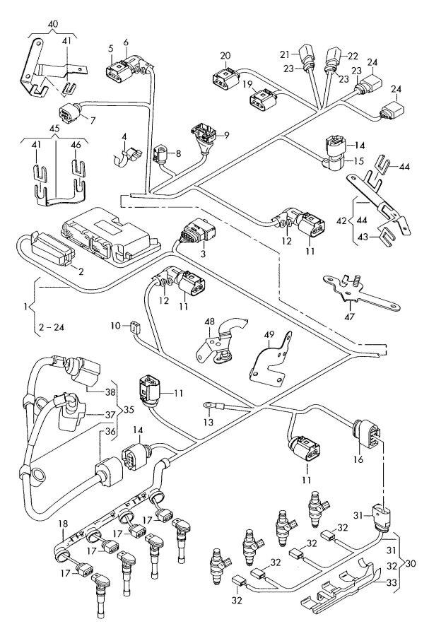 Diagram  2002 Audi Tt Quattro Engine Diagram Full Version Hd Quality Engine Diagram