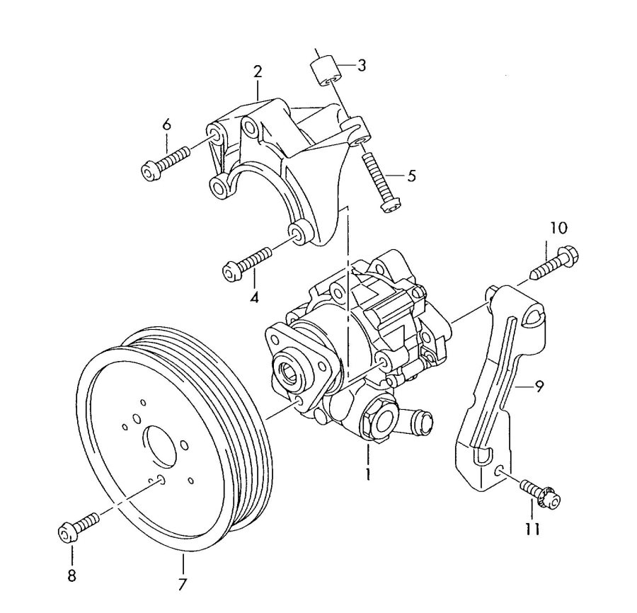 2006 Audi A4 Power Steering Pump For 3 0: Aprilaire 700 Wiring Diagram Model At Ultimateadsites.com