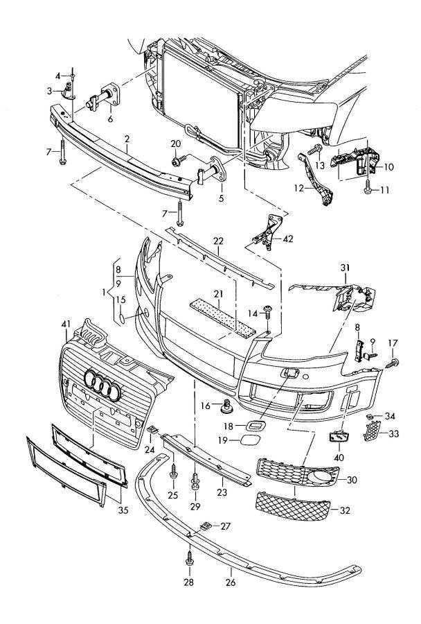 2007 audi b7 a4 parts diagram  u2022 wiring diagram for free