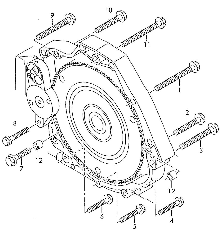 2011 audi a4 avant mounting parts for engine and
