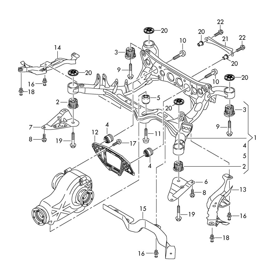 Audi A6 2 7t Engine Diagram Com