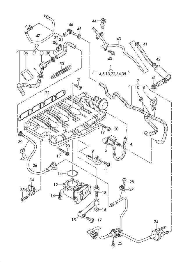2011       Audi       A5       Sportback    Connecting hose  06H133781AT   Jim Ellis    Audi    Parts  Atlanta GA