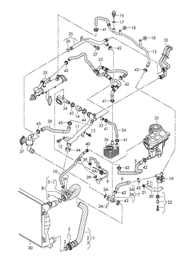 audi a6 seal ring  sealing washer