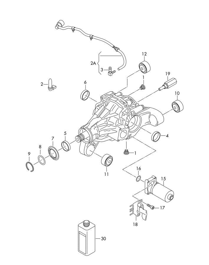 2010 Audi S4 Parts