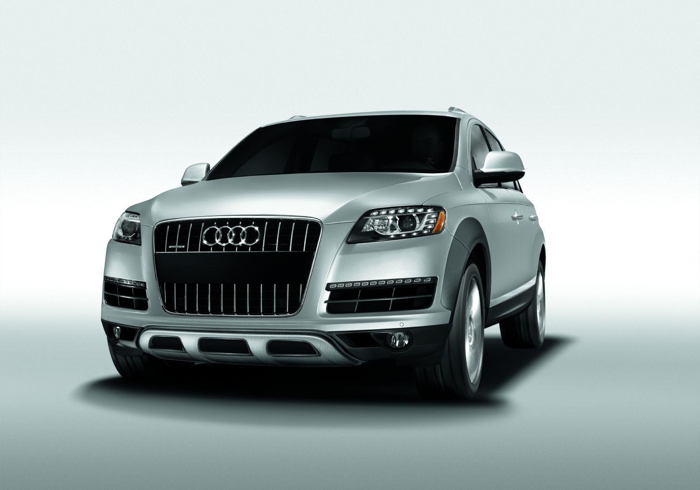 Audi Q7 Prestige Off Road Package Front Apron W