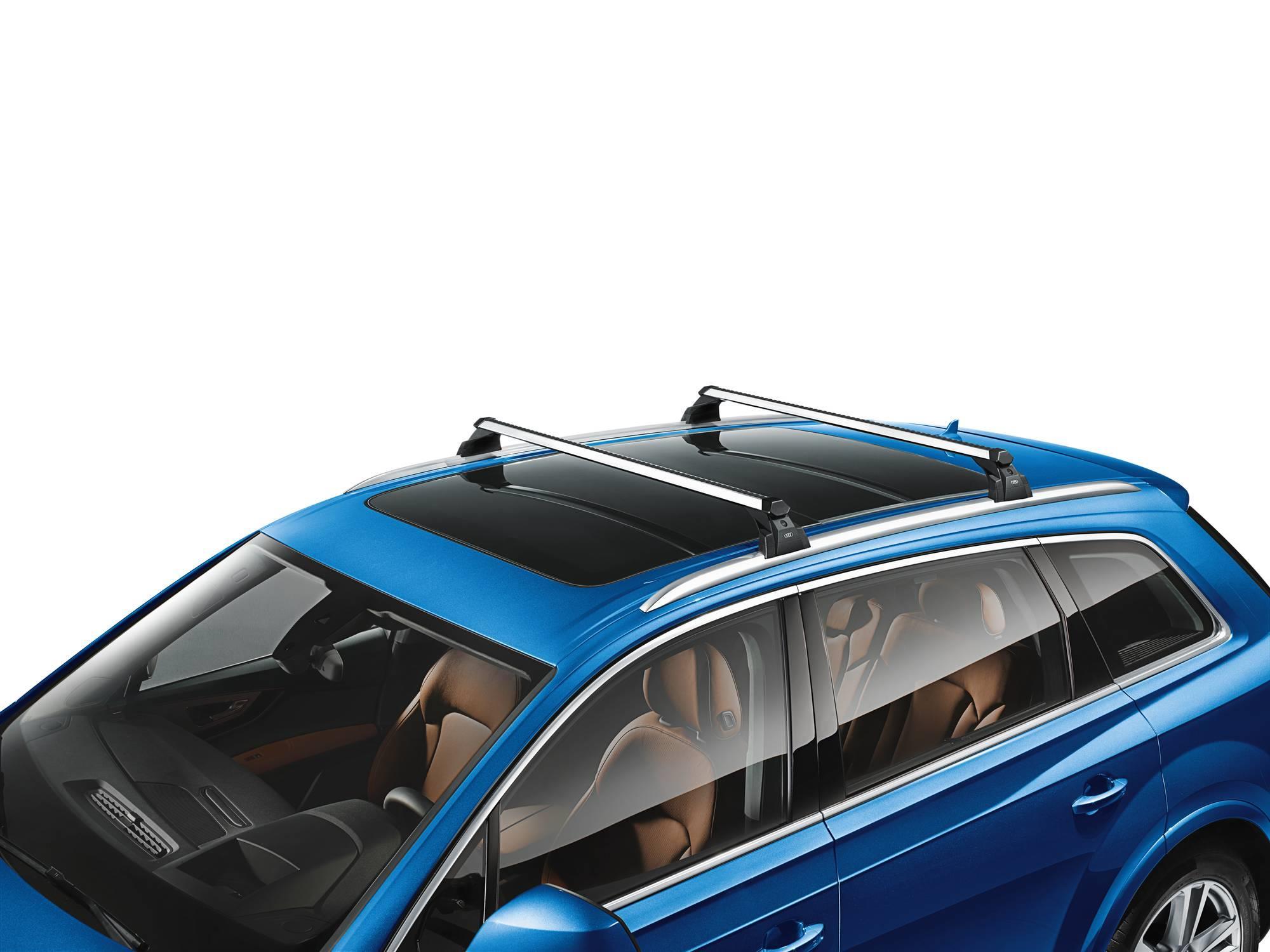 2018 Audi Q7 Base Carrier Bars Ensure Highquality Racks