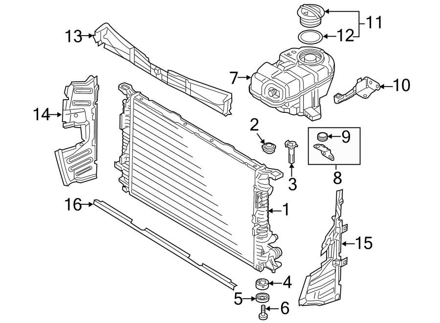 audi a6 vent tube  breather tube  ventilation  overflow