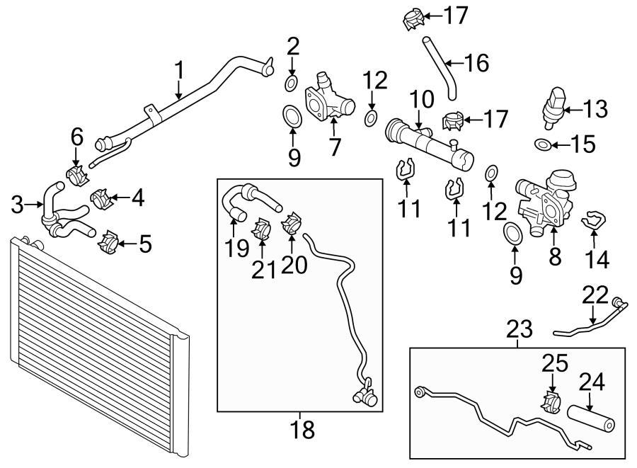 Audi A8 Seal Ring  Sealing Washer  See Catalogue