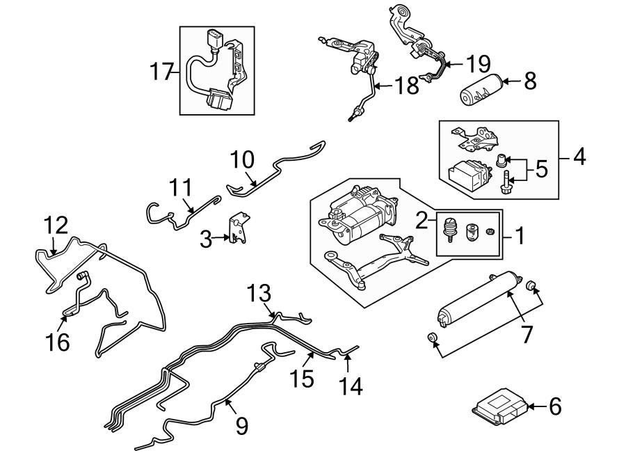 Audi Q7 Acceleration Sensor For Body