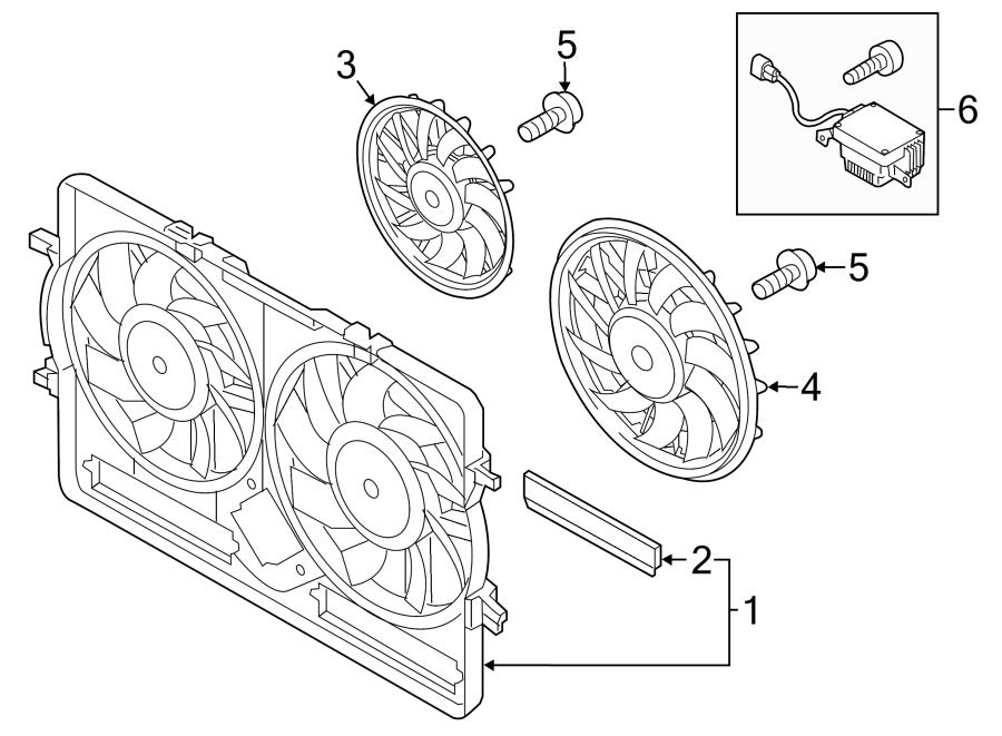 2015 Audi Q5 Fuer Fahrzeuge Mit Hybridan- Dual Fan Cowl Trieb  Coding  Moderate