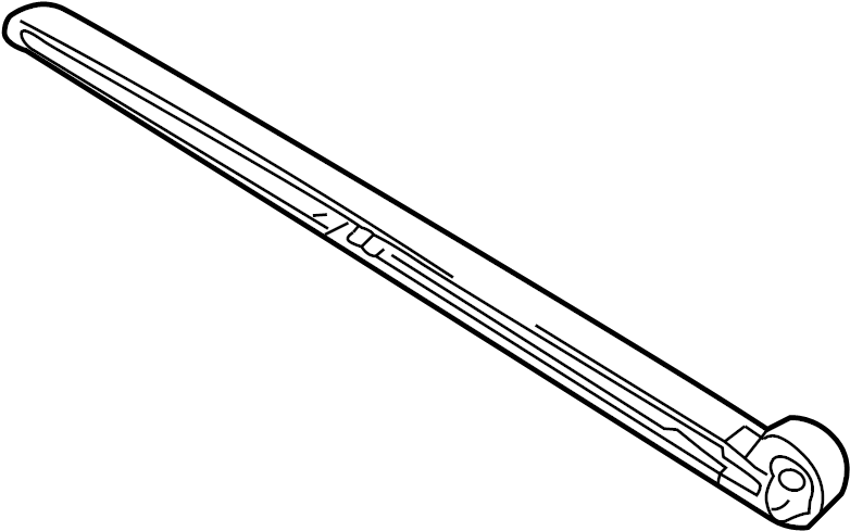 audi a4 avant wiper arm as required use   windshield wiper