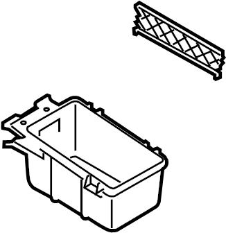 8v0863300b6ps Audi Console Compartment Storage Box Jim Ellis Audi Parts Atlanta Ga