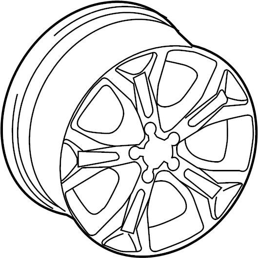 8T0601025A     Audi    For winter tires alloy wheel colour code  BBS   Jim Ellis    Audi    Parts  Atlanta GA