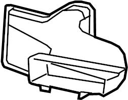 audi a8 engine air intake hose intake duct 4h0129510b. Black Bedroom Furniture Sets. Home Design Ideas