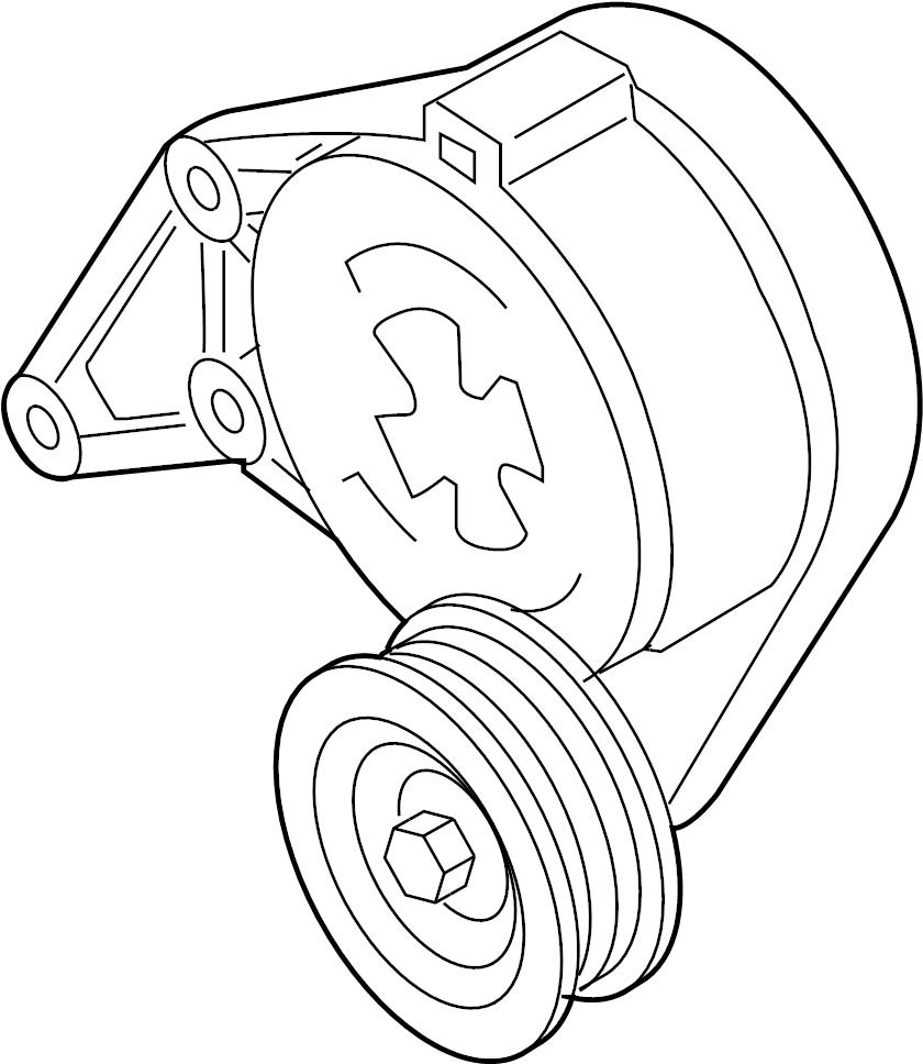 021109467  Audi Tensioner  chain TENSIONER CHAIN CHAIN