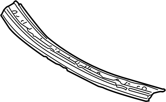 Audi Q7 Dash Panel Cowl Cross Panel 4l0806713 Jim