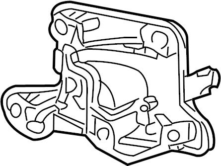 Audi S5 License Plate Light