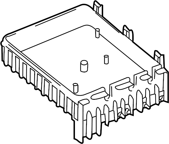 3c0937125  relay plate for engine