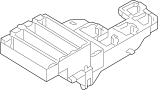 Relay plate mounting fuse holder associated item/items to be used as necessary            : ....
