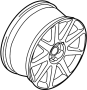 "18"" 9-Spoke Alloy Wheel image for your Audi"