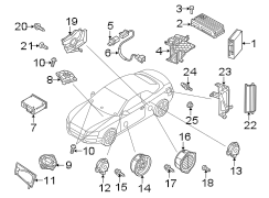 4SOUND SYSTEM. INSTRUMENT PANEL./images/parts/motor/thumbnails/1348427.png