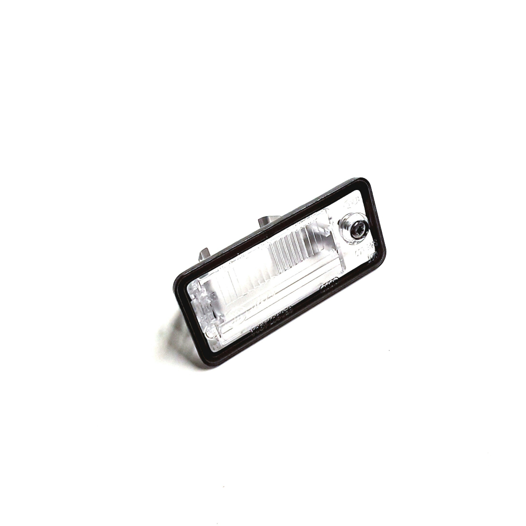 audi a4 license plate light  licence plate light  licenceplate ligh  lamp