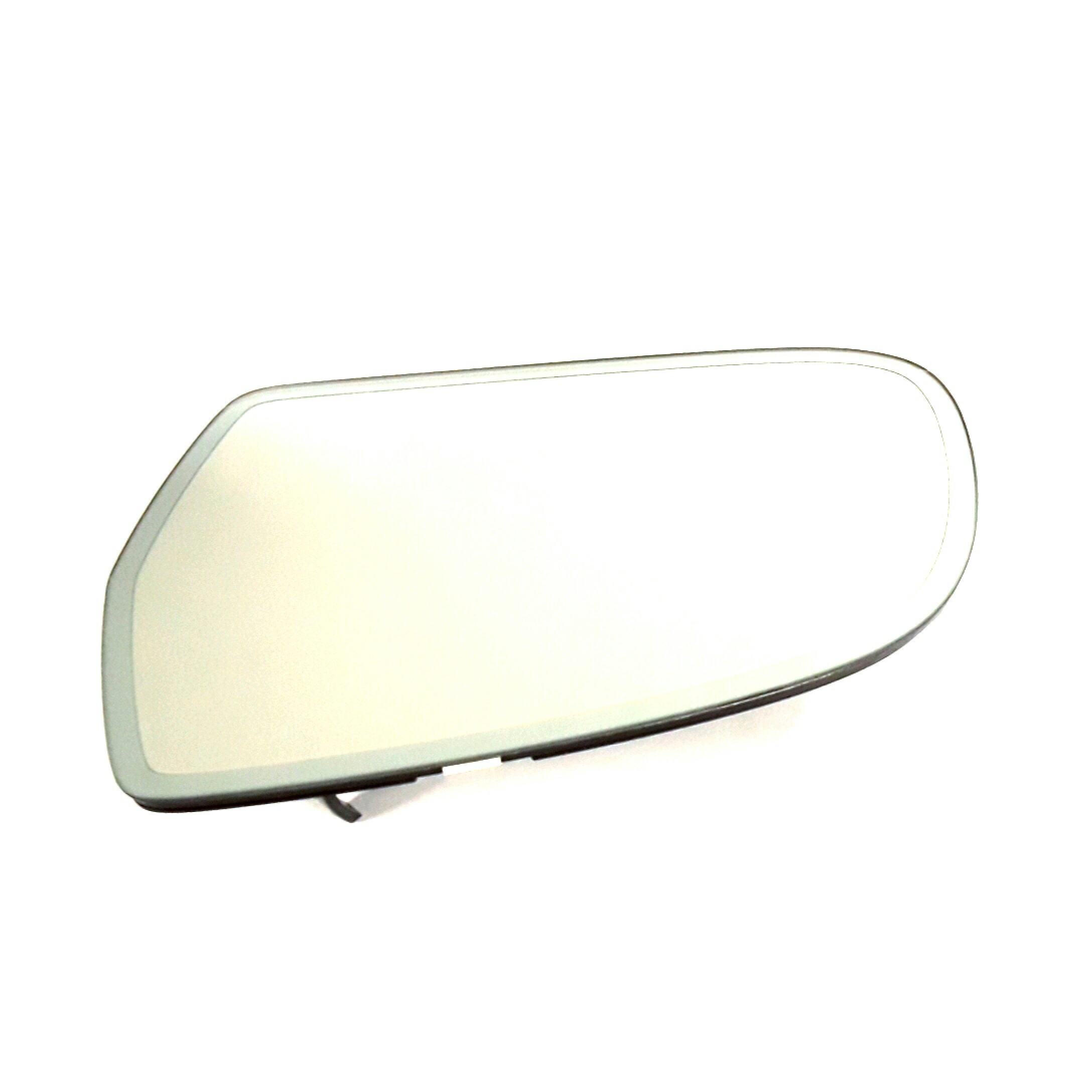 8f0857535f audi mirror glass flat with plate for Glass and mirror