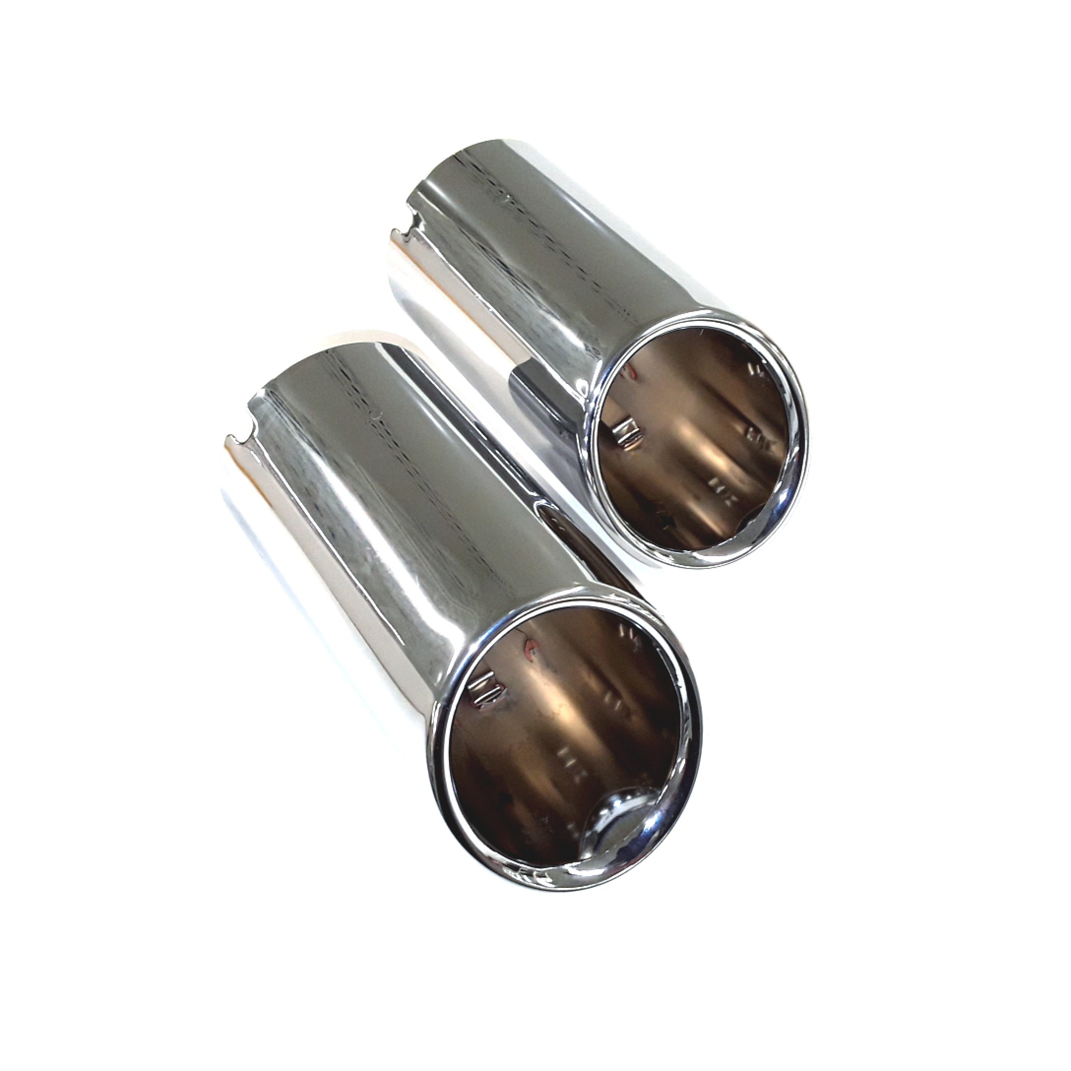 8k0071761 Audi Exhaust Tips Chrome Diesel