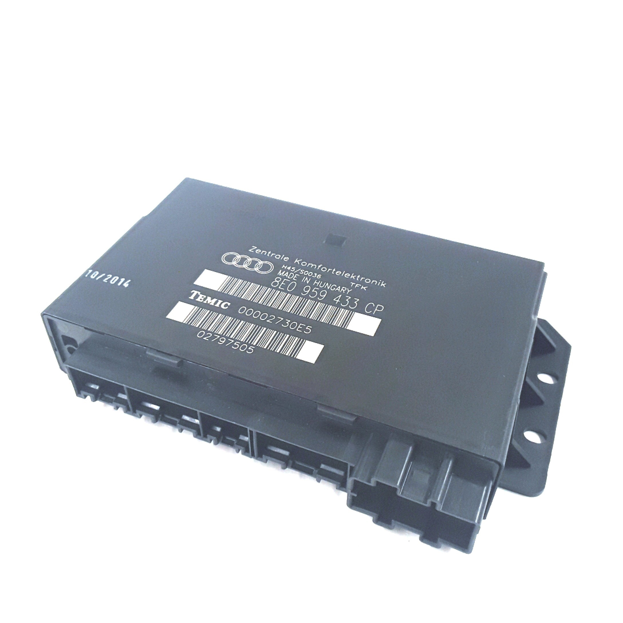 8E0959433CP - Audi Central electronic control unit for ...