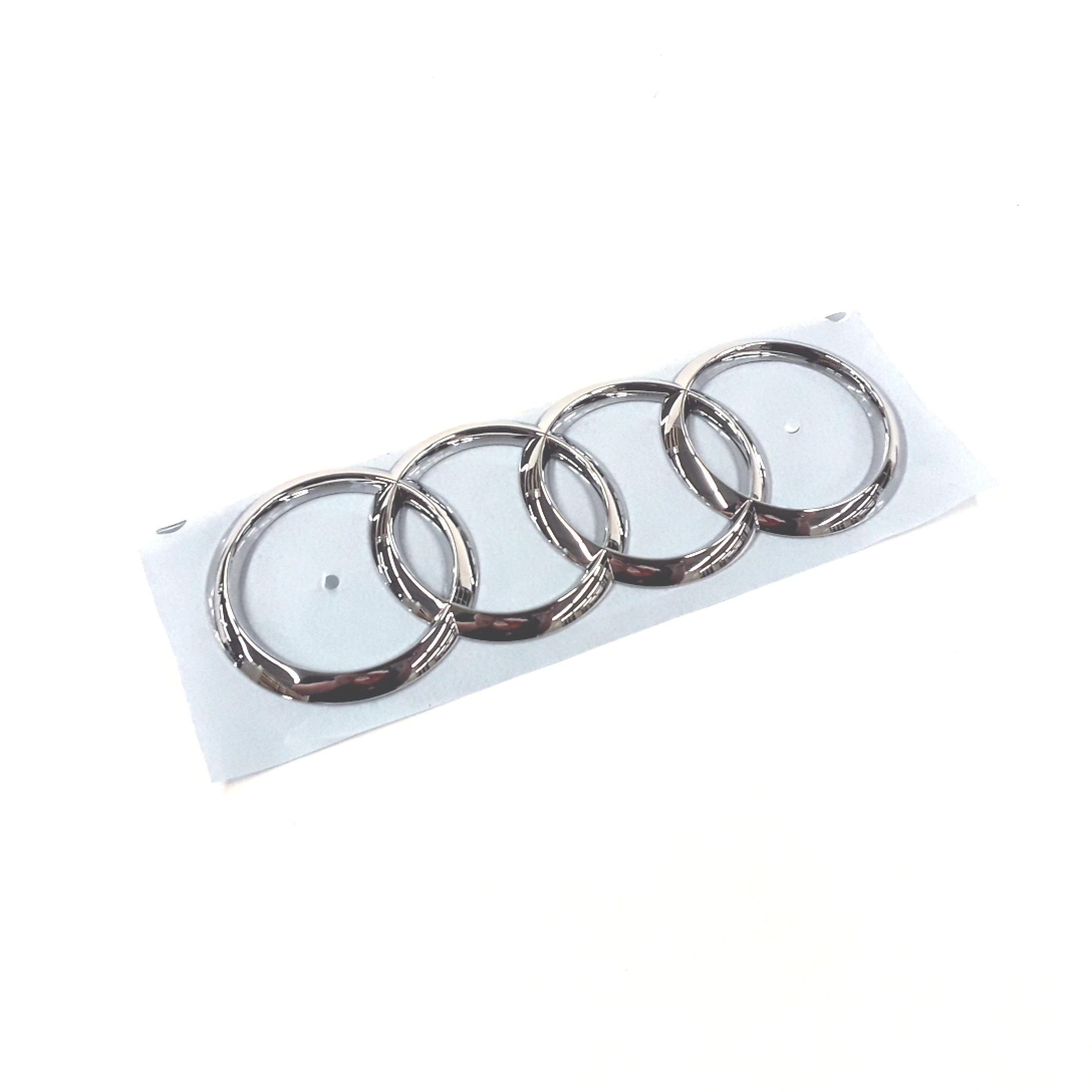 2017 Audi Tt Hood Emblem Ornament 8v08537422zz Jim