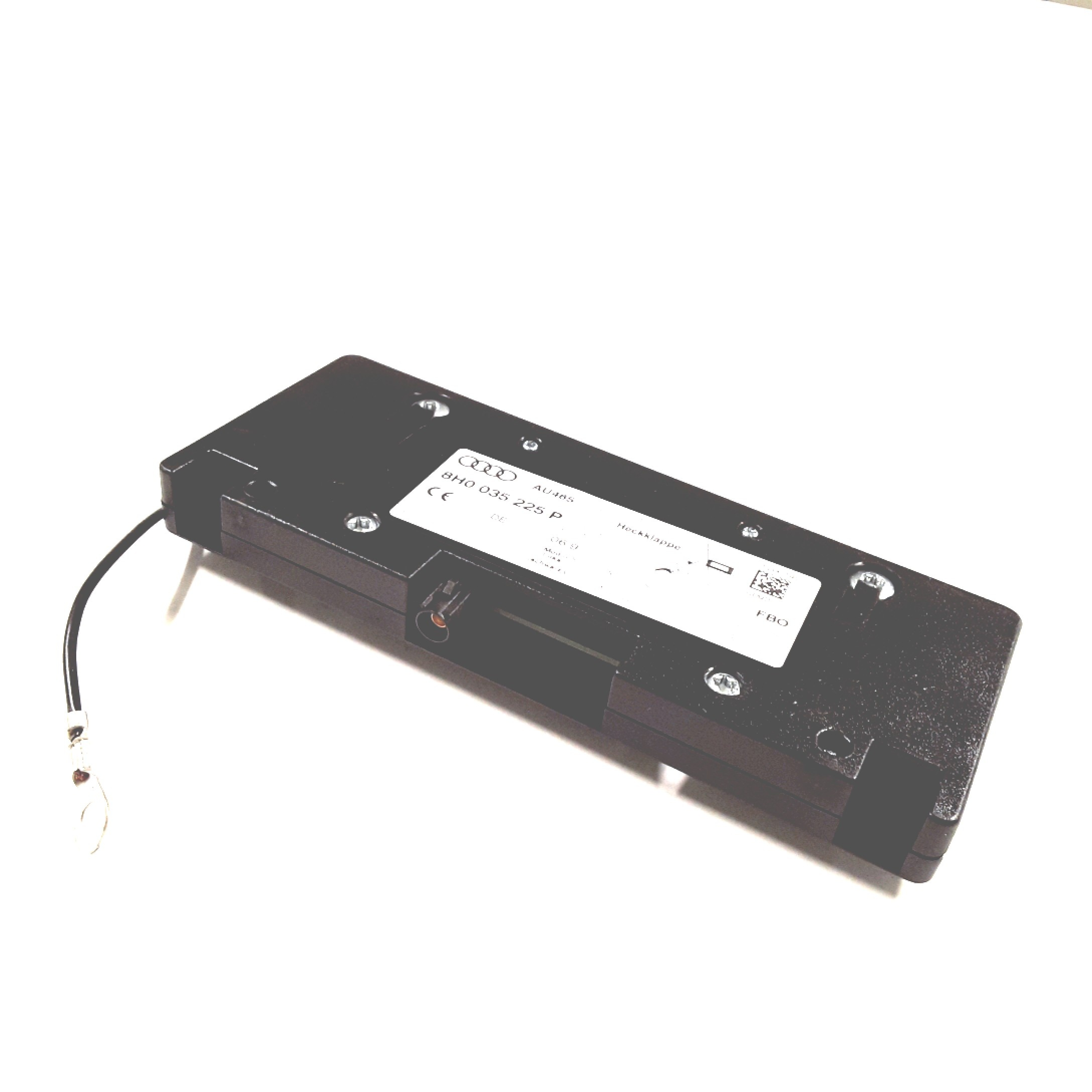 2004 Audi A4 Cabriolet For Vehicles With Digital Antenna